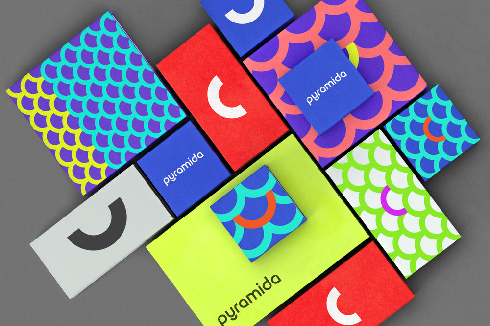 amazing colorful packaging design article the dieline