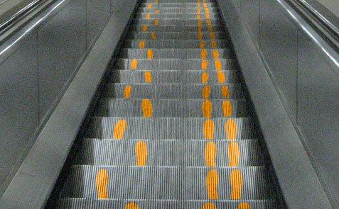 escalator ux smart human first design