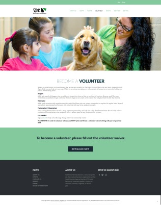 SCDR-volunteer